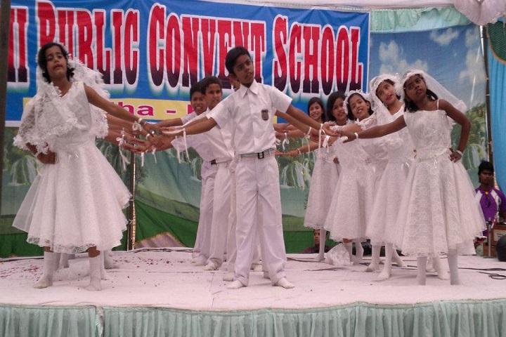 Delhi Public Convent School-Dance