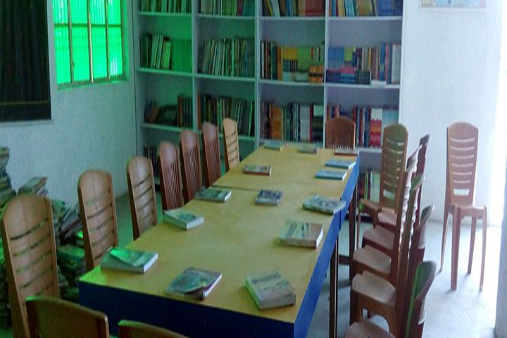 Delhi Public Convent School-Staff Room