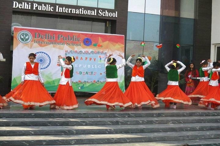 Delhi Public International School-Dance