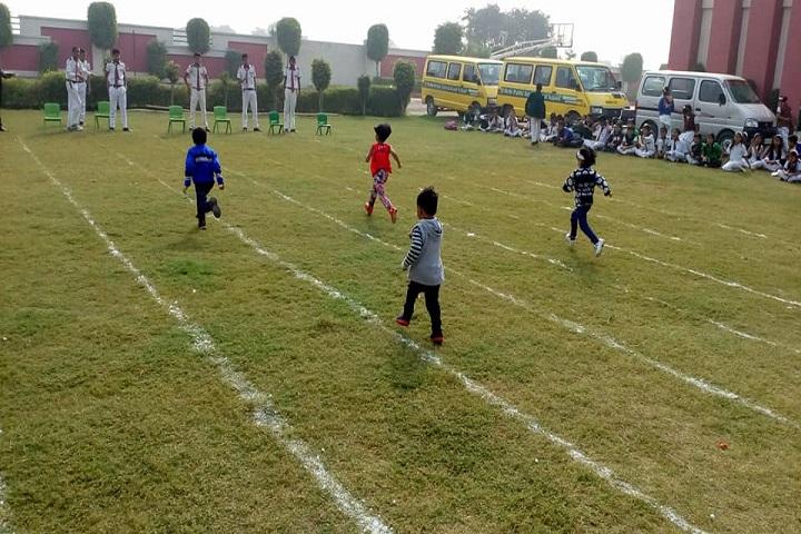 Delhi Public International School-Sports