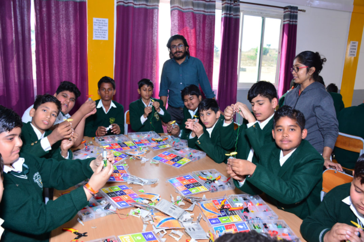 Delhi Public School-Art Room