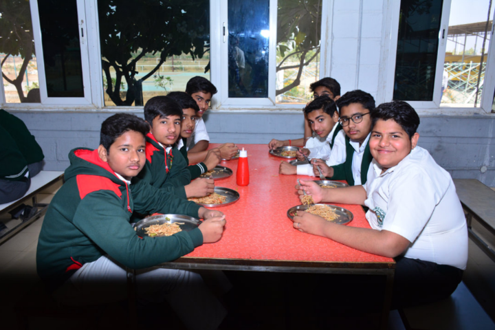 Delhi Public School-Dining Hall