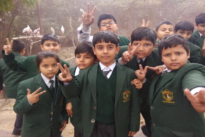 Delhi Public School-Tour