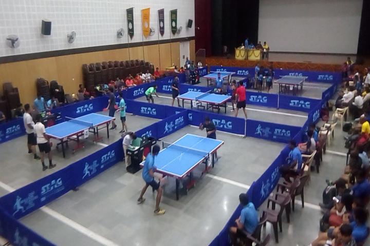 delhi public school shikohabad-Indoor games competition