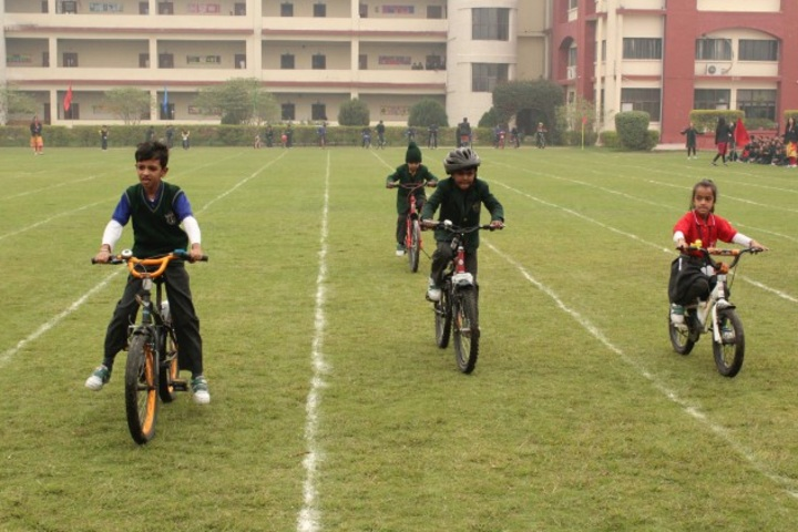 Delhi Public School-Cycle Competition