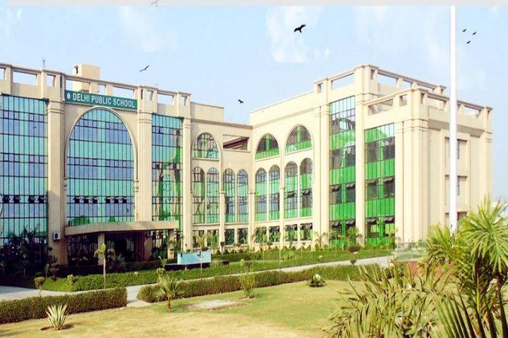 Delhi Public School-Campus