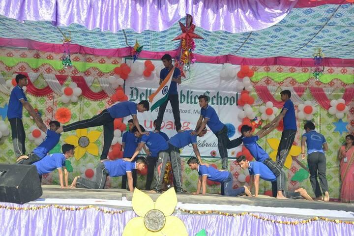 Delhi Public School-Dance