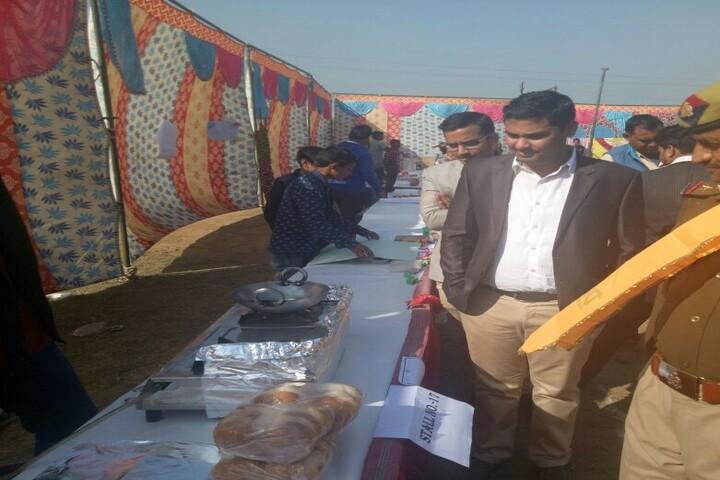 Delhi Public School-Food Fest