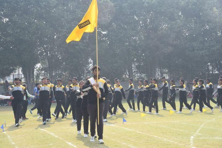 Delhi Public School-Sports meet