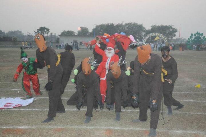 Delhi Public School-Christmas Celebration