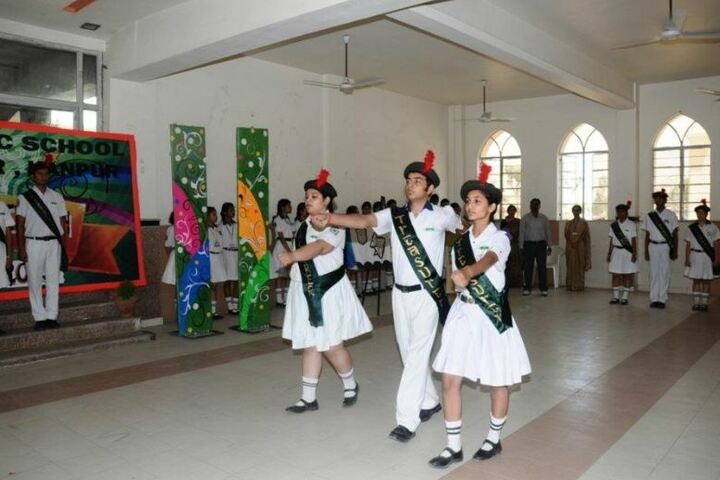 Delhi Public School-Scouts