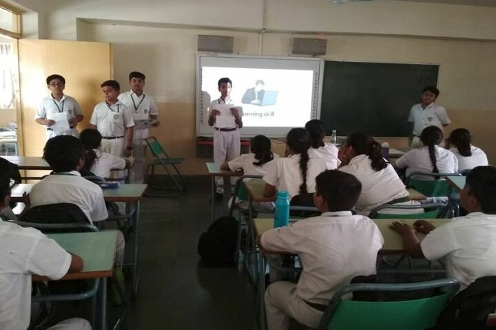 Delhi Public School-Digital Classroom