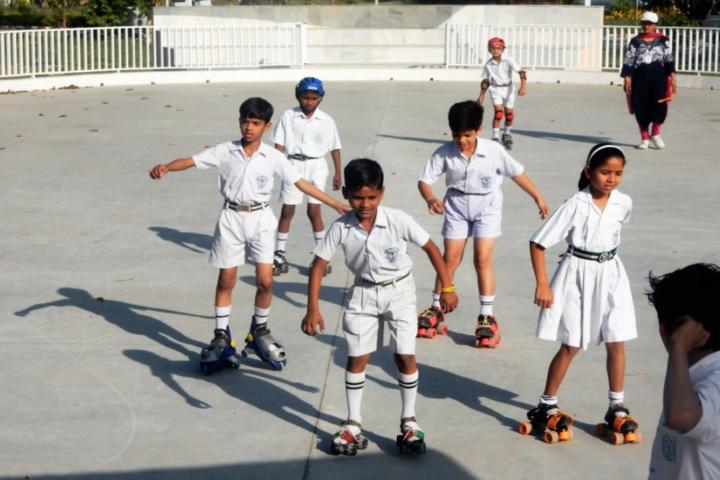 Delhi Public School-Skeatting