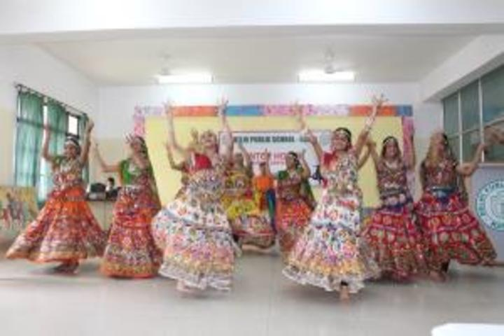 Delhi Public School-Dance Competition