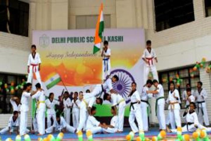 Delhi Public School-Independence Day