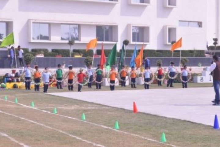 Delhi Public School-Sports Meet