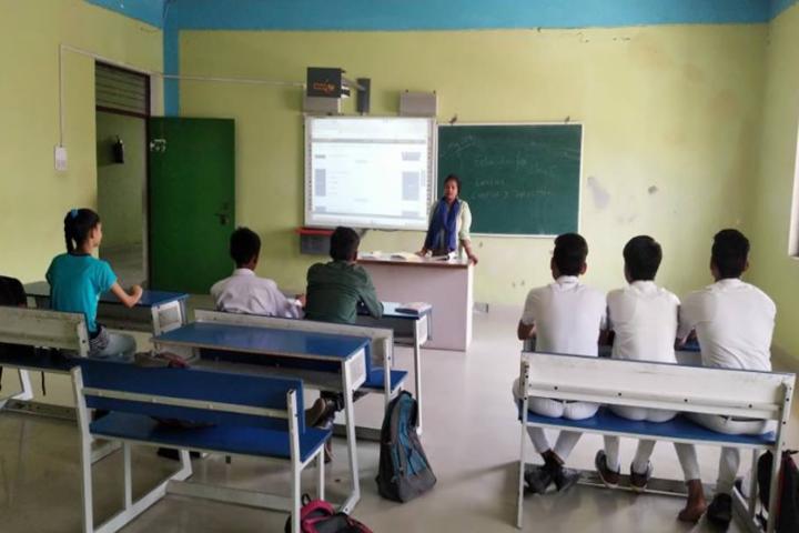 Delhi Public School-Classroom