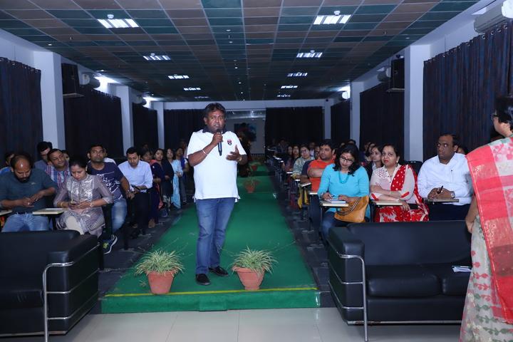 Delhi Public School-Orientation Class