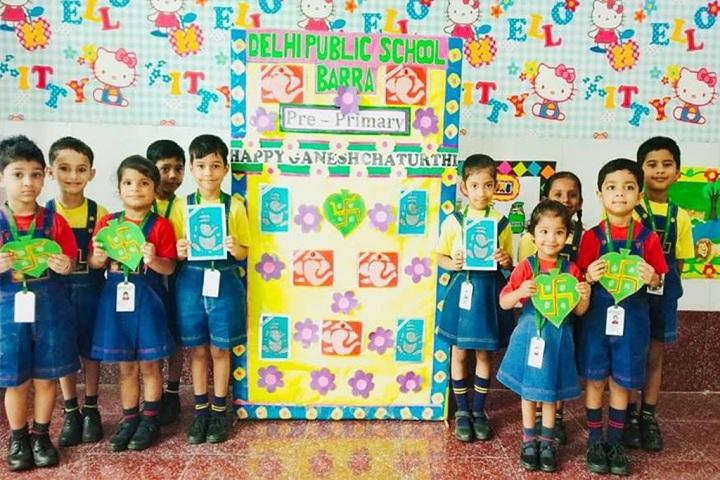 Delhi Public School-Ganesh Chaturthi