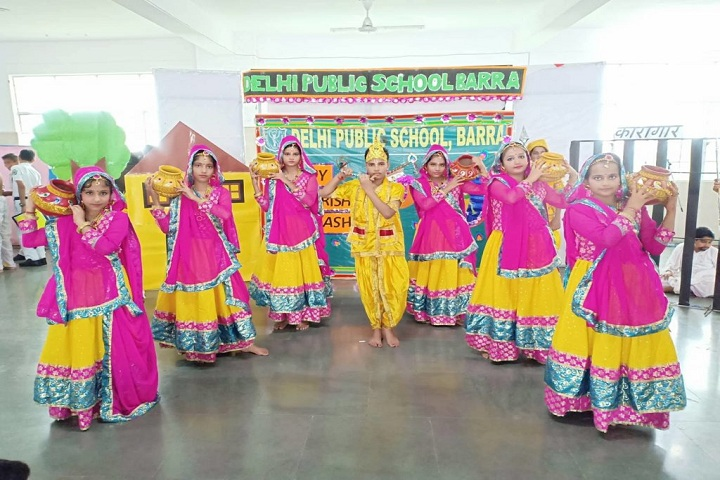 Delhi Public School-Group Dance