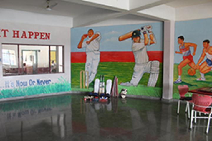 Delhi Public School-Cricket Room