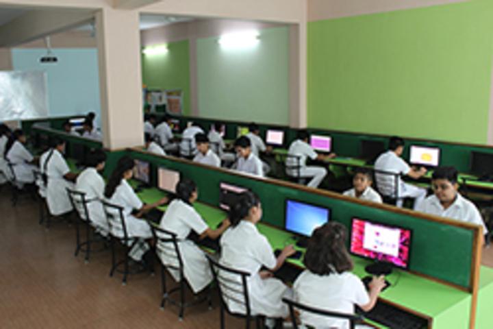 Delhi Public School-Senior Computer Lab