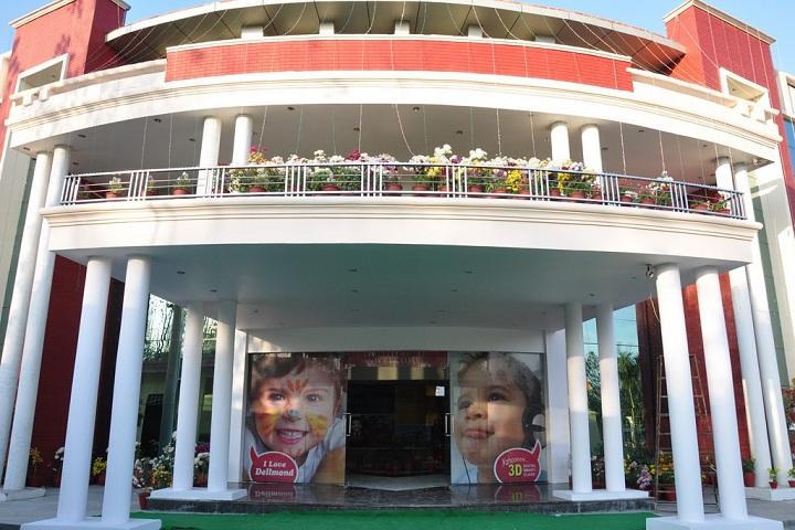 Dellmond International School-Campus-View front