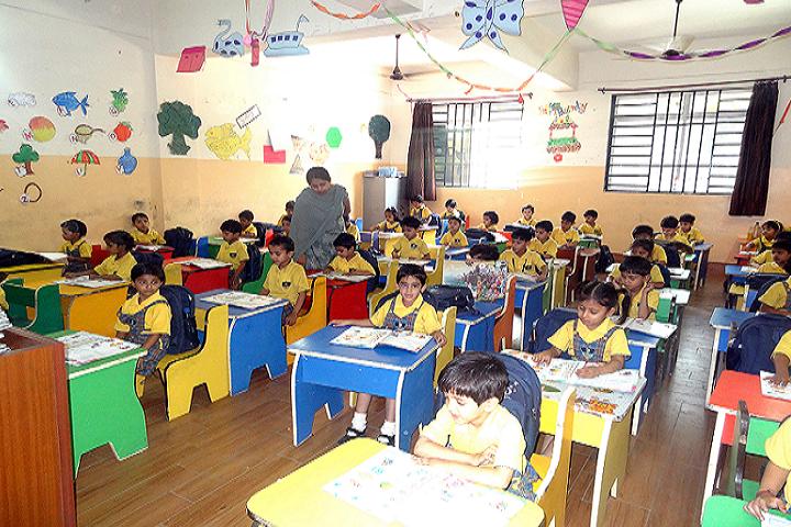 Dellmond International School-Classroom junior