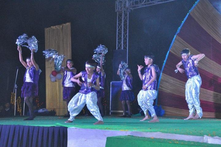 Dellmond International School-Events dance