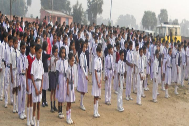 Shanti Mission Academy-Assembly