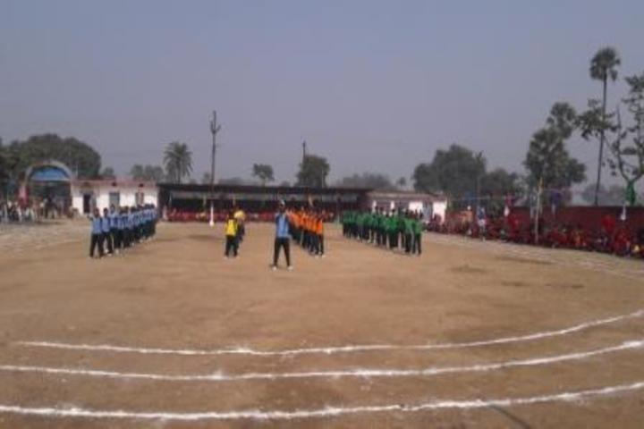 Shanti Mission Academy-Ground
