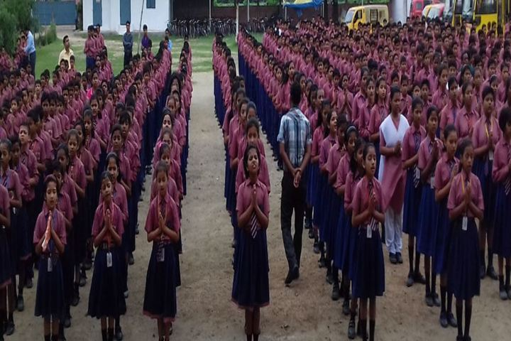 Shanti Mission Academy-Prayer