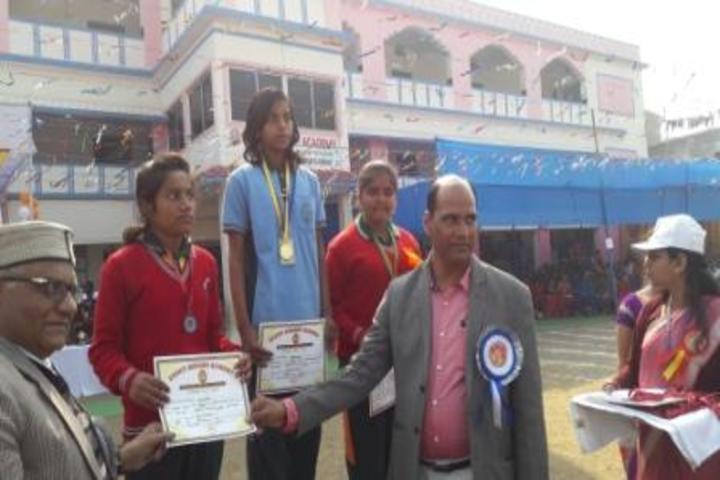 Shanti Mission Academy-Prizes