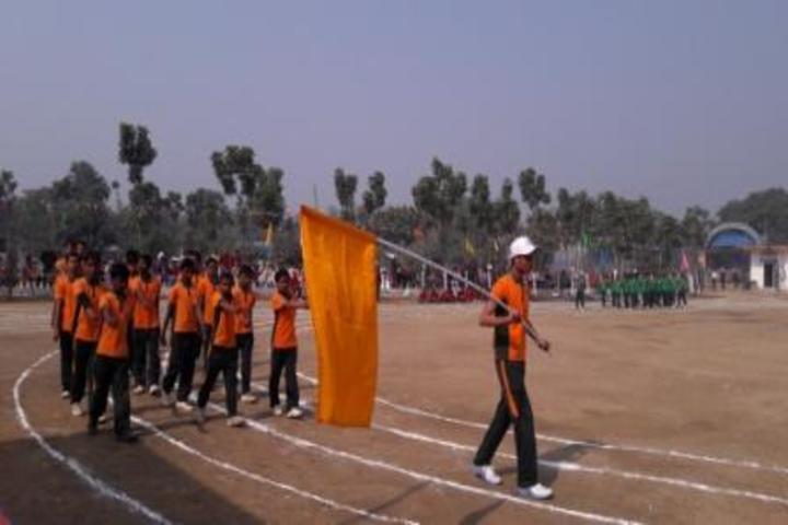 Shanti Mission Academy-Sports Day