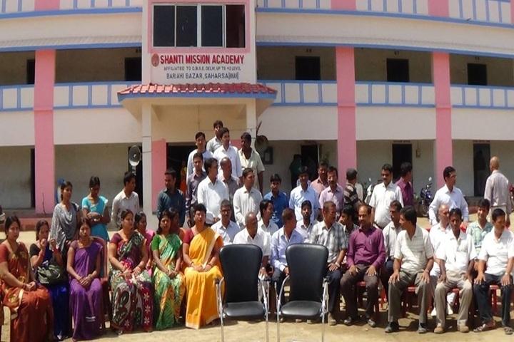 Shanti Mission Academy-Staff