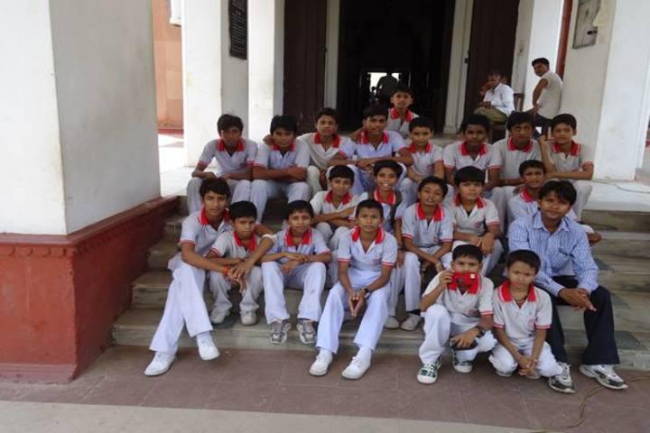 Shanti Mission Academy-Students
