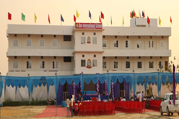 Dev International School-Campus-View