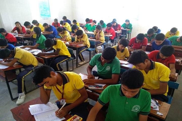 Dev International School-Classroom