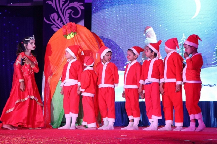 Dev International School-Christmas Celebration