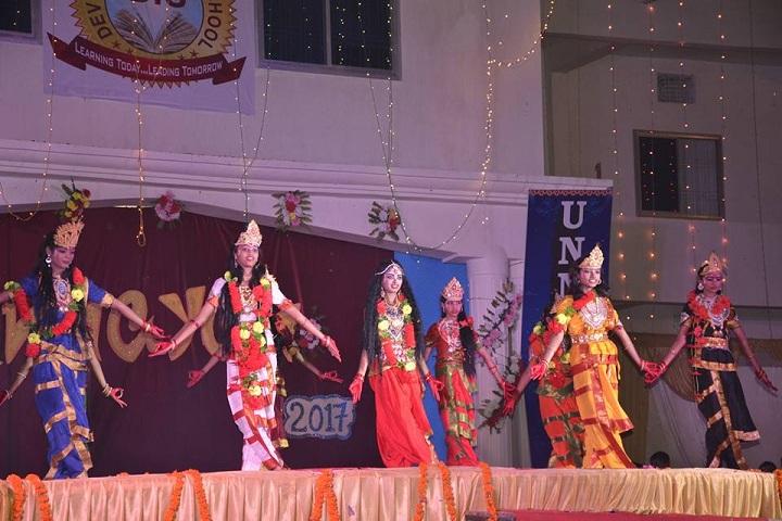 Dev International School-Events function