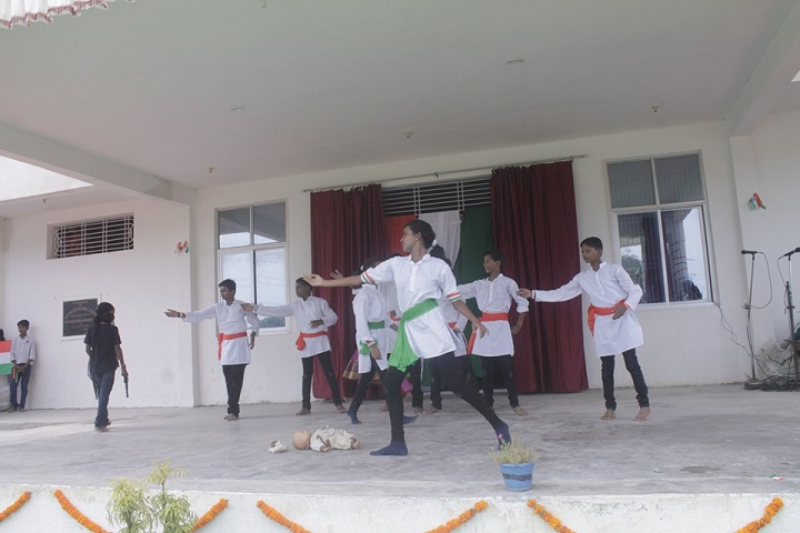 Dev International School-Events republic day programme