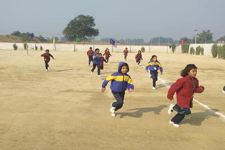 Dev International School-Sports running