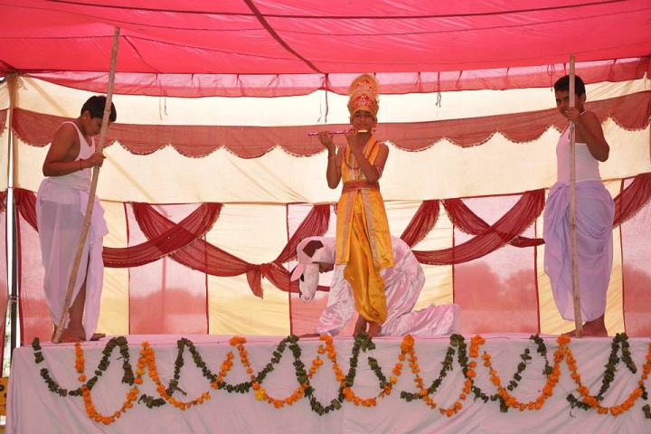Dev Krishna Public School-Events function