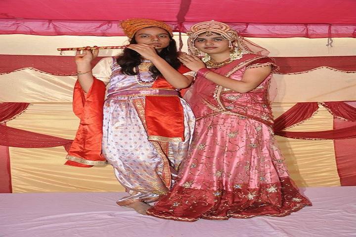 Dev Krishna Public School-Events janmashtami