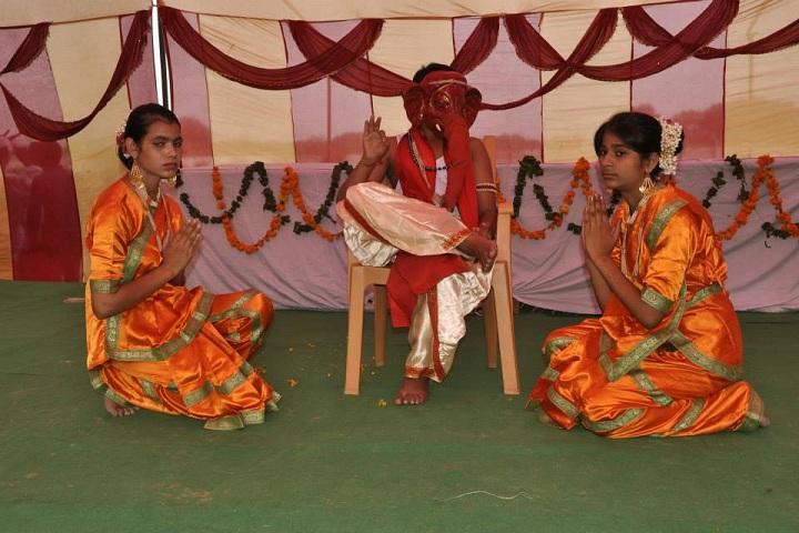Dev Krishna Public School-function