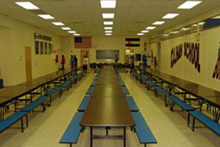 Dev Memorial Public School-Cafeteria