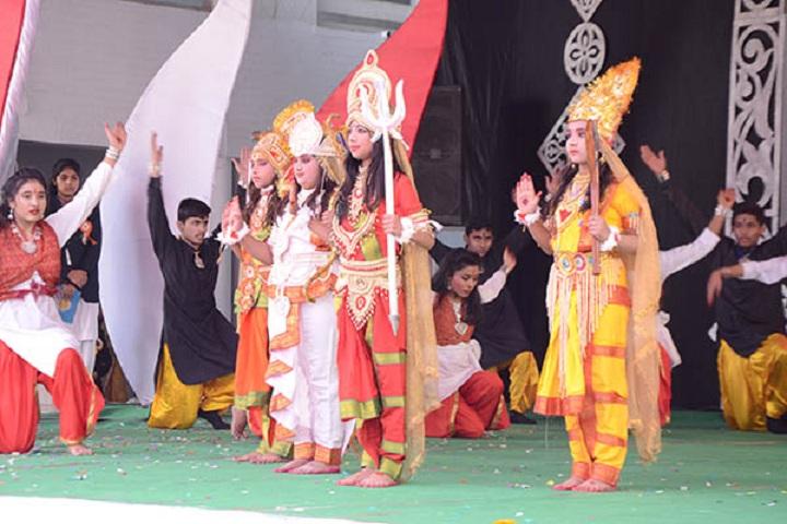 Dev Memorial Public School-Events celebration