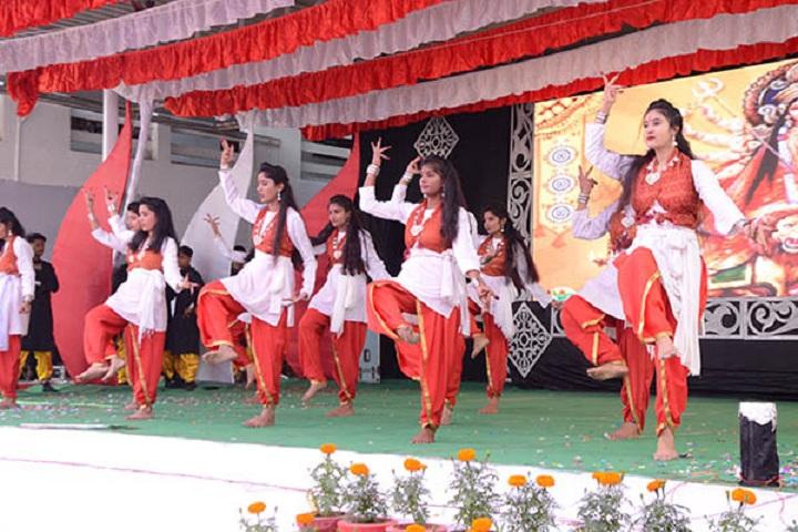 Dev Memorial Public School-Events dance