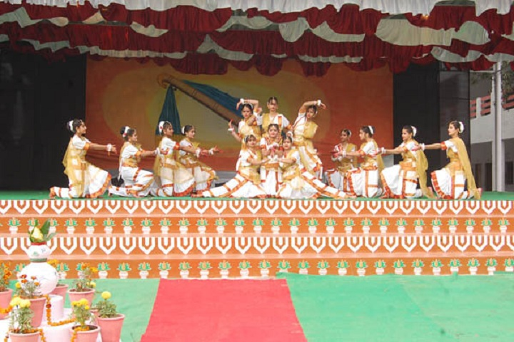 Dev Memorial Public School-Events programme