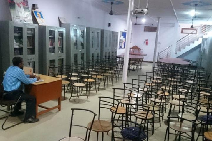 Dev Memorial Public School-Library